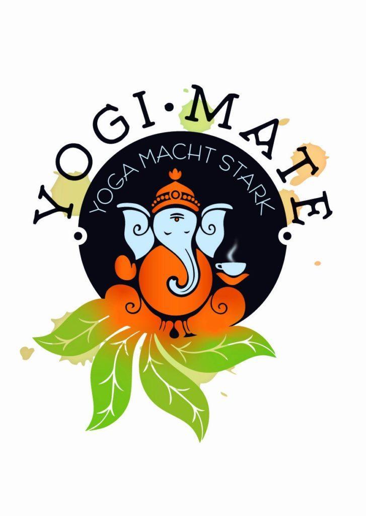 Yogi-Mate der angenehme wache Yogitee mit Kaffeekirsche