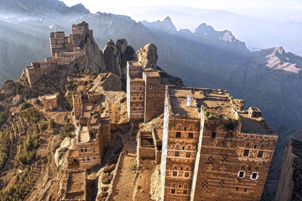 In den Haraz Bergen wird seit 1000 Jahren Kaffee angebaut und gilt als der Beste der Welt.