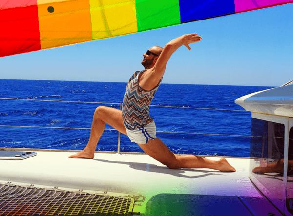 YMS Gay Yoga Sail 2020